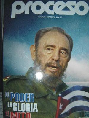 """Fidel Castro, """"El poder, la gloria, el mito"""""""