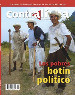 Mixtla de Altamirano, Veracruz los pobres botín político