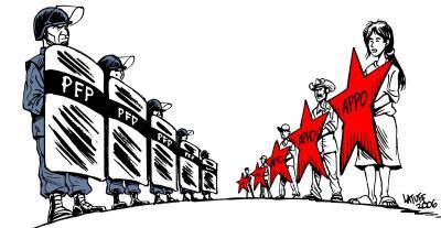 Movilizaciones en Oaxaca